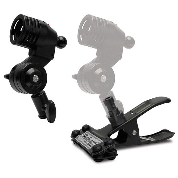 Rekam 10-С300 патрон для лампы с креплением под зонт и клипсой