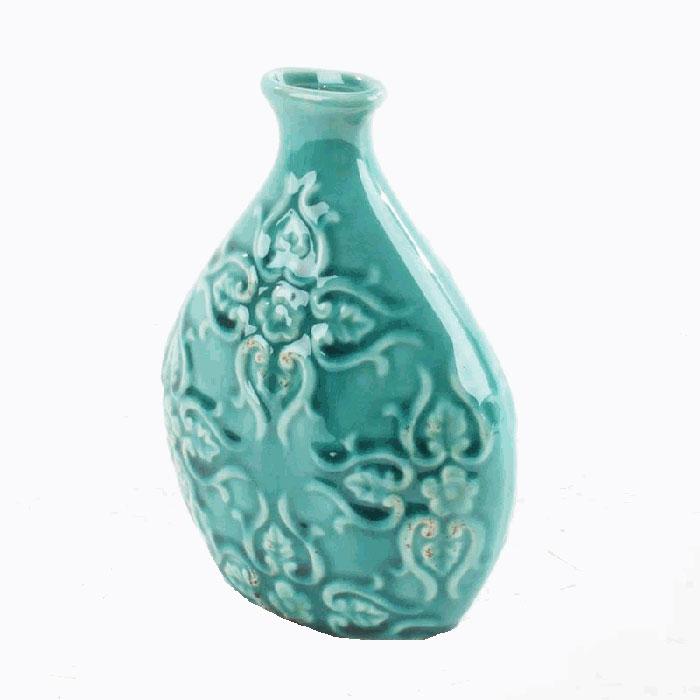 Ваза в винтажном стиле Деметра. Керамика. 2000-е годы ваза mughal s 18 х 18 х 24 см