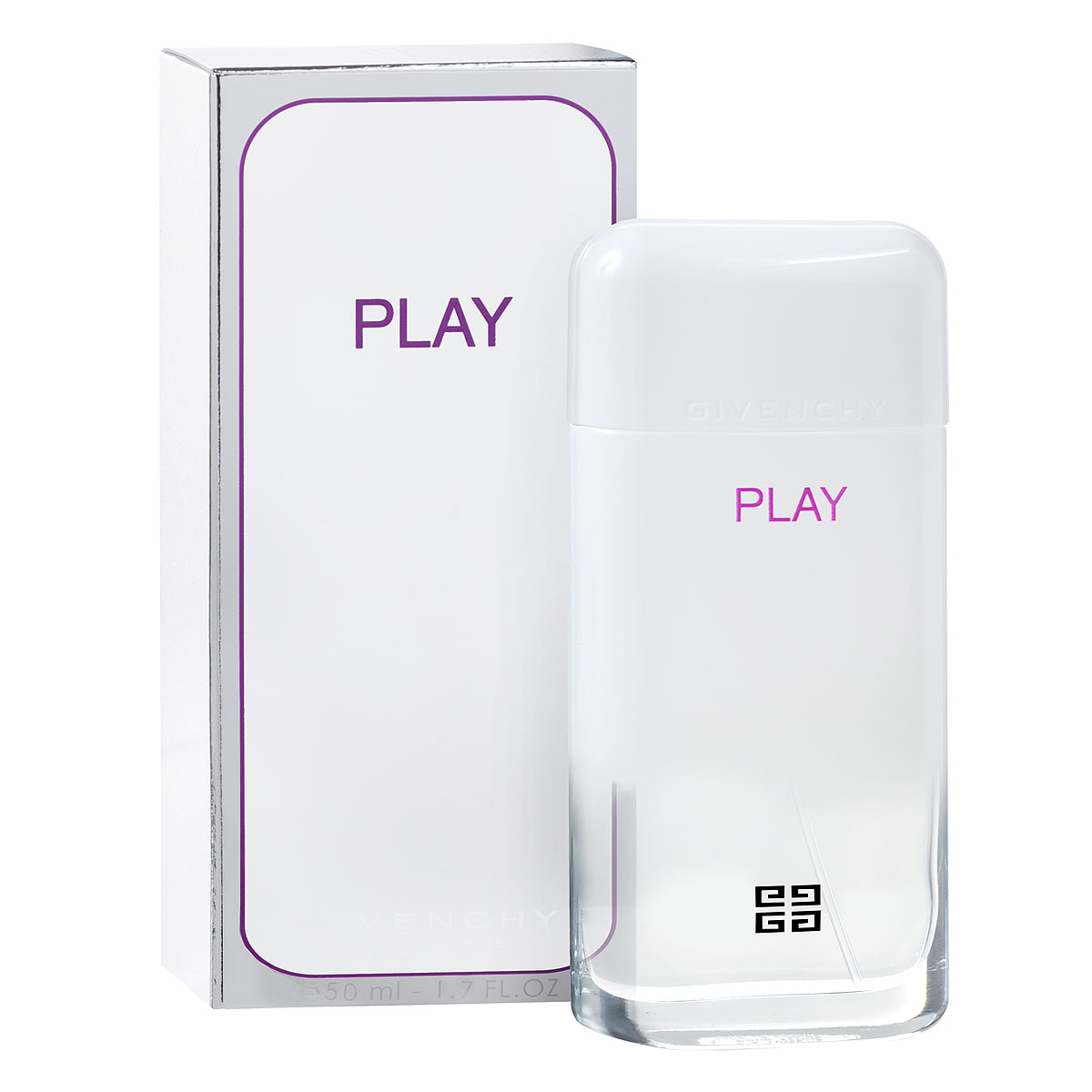 Givenchy Туалетная вода Play For Her Eau de Toilette, женская, 50 мл givenchy eau de toilette intense купить в спб