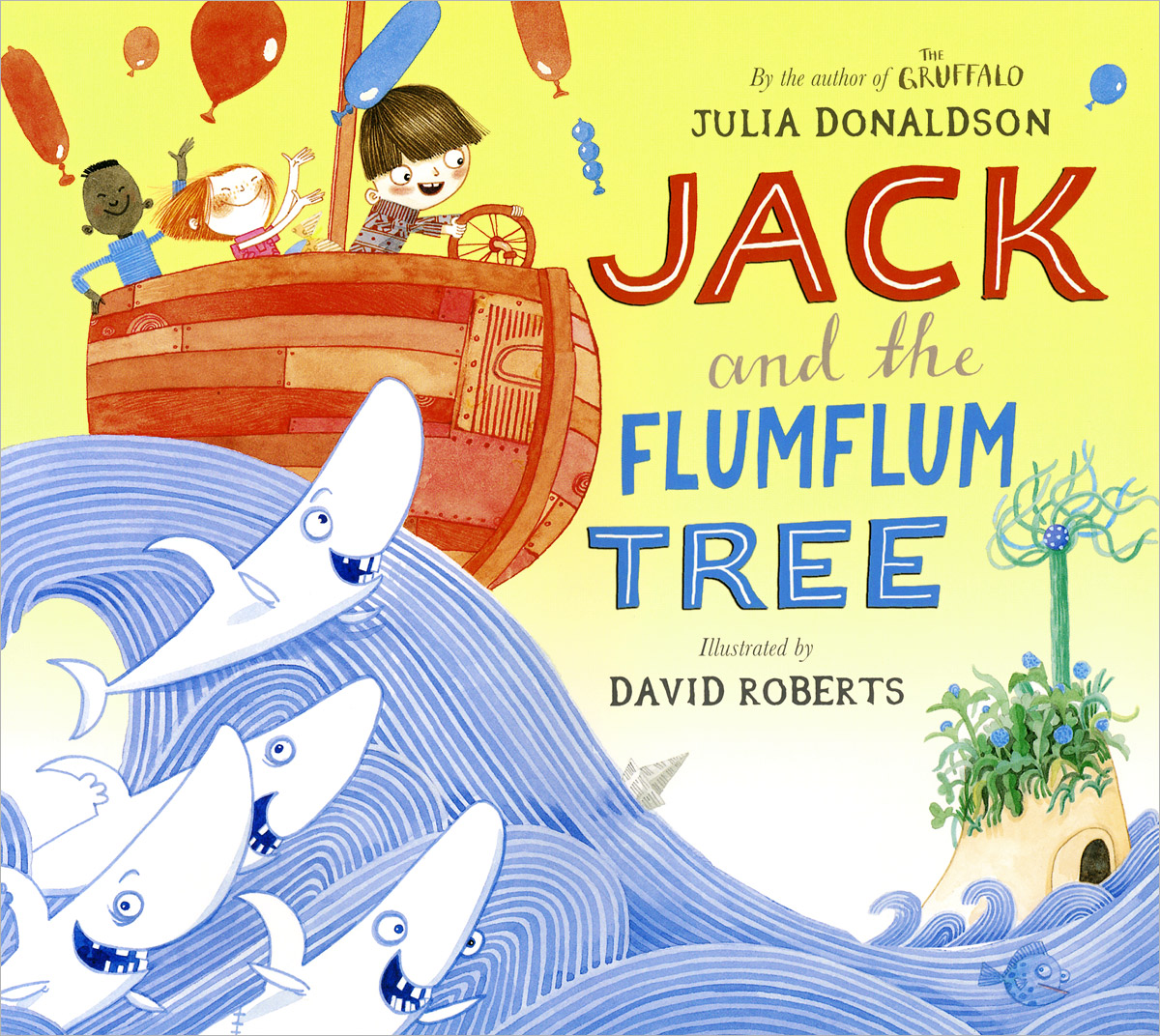 Jack and the Flumflum Tree rdr cd [young] granny fixit and the monkey