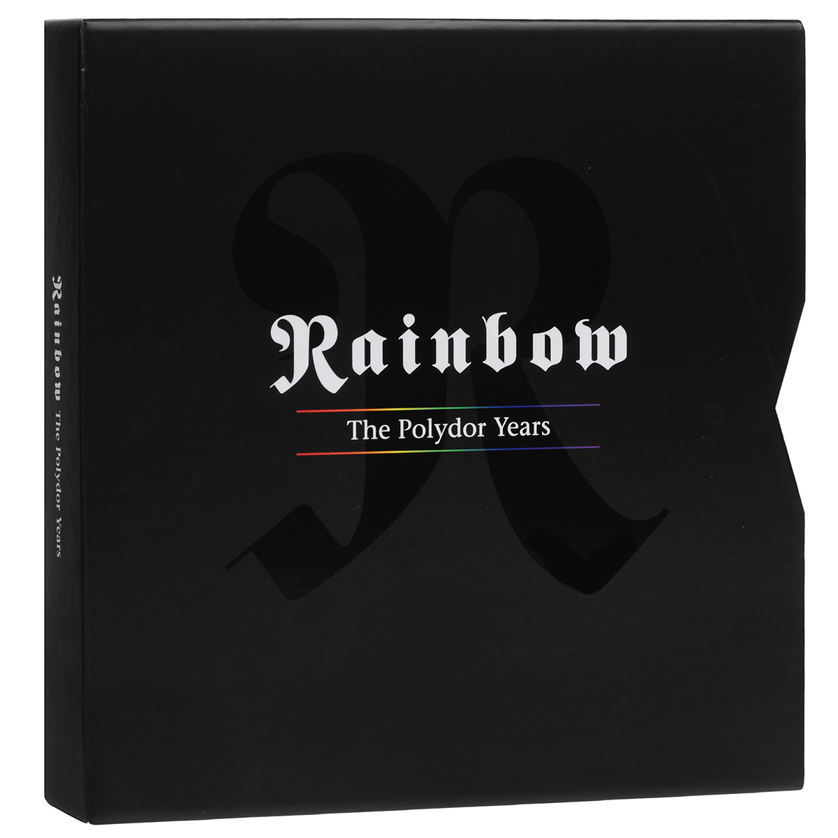 Rainbow Rainbow. The Polydor Years (9 LP) phil collins dance into the light 2 lp