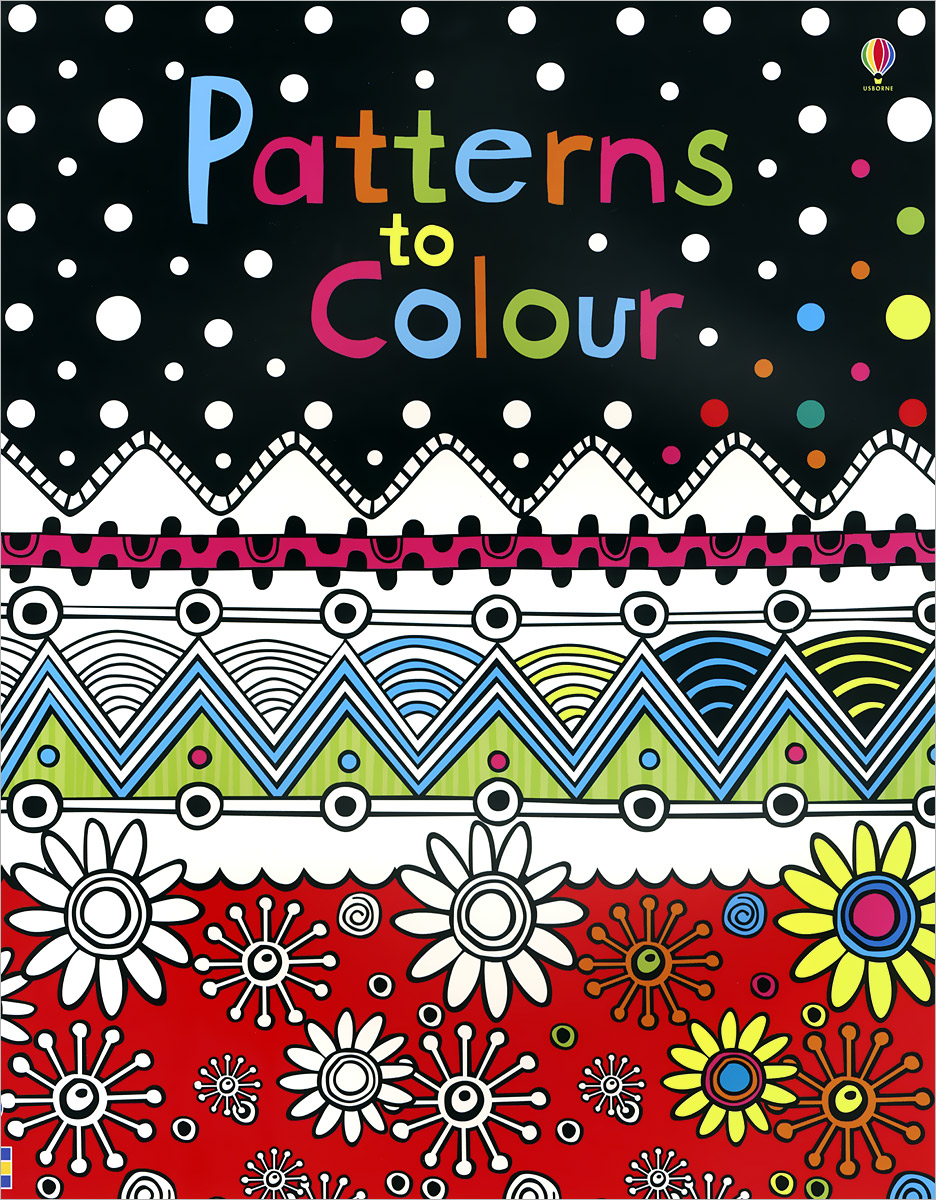 Patterns to Colour irresistible