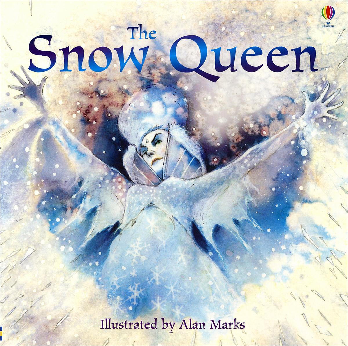 The Snow Queen andersen h hans andersens christmas tales
