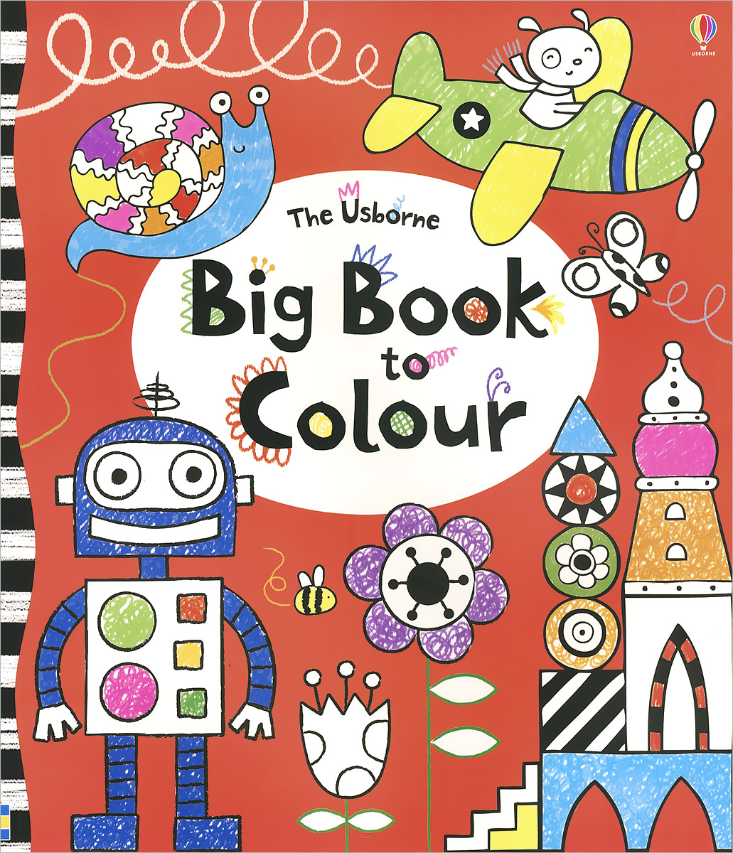 The Usborne Big Book to Colour the usborne big book of sea creatures big books page 4