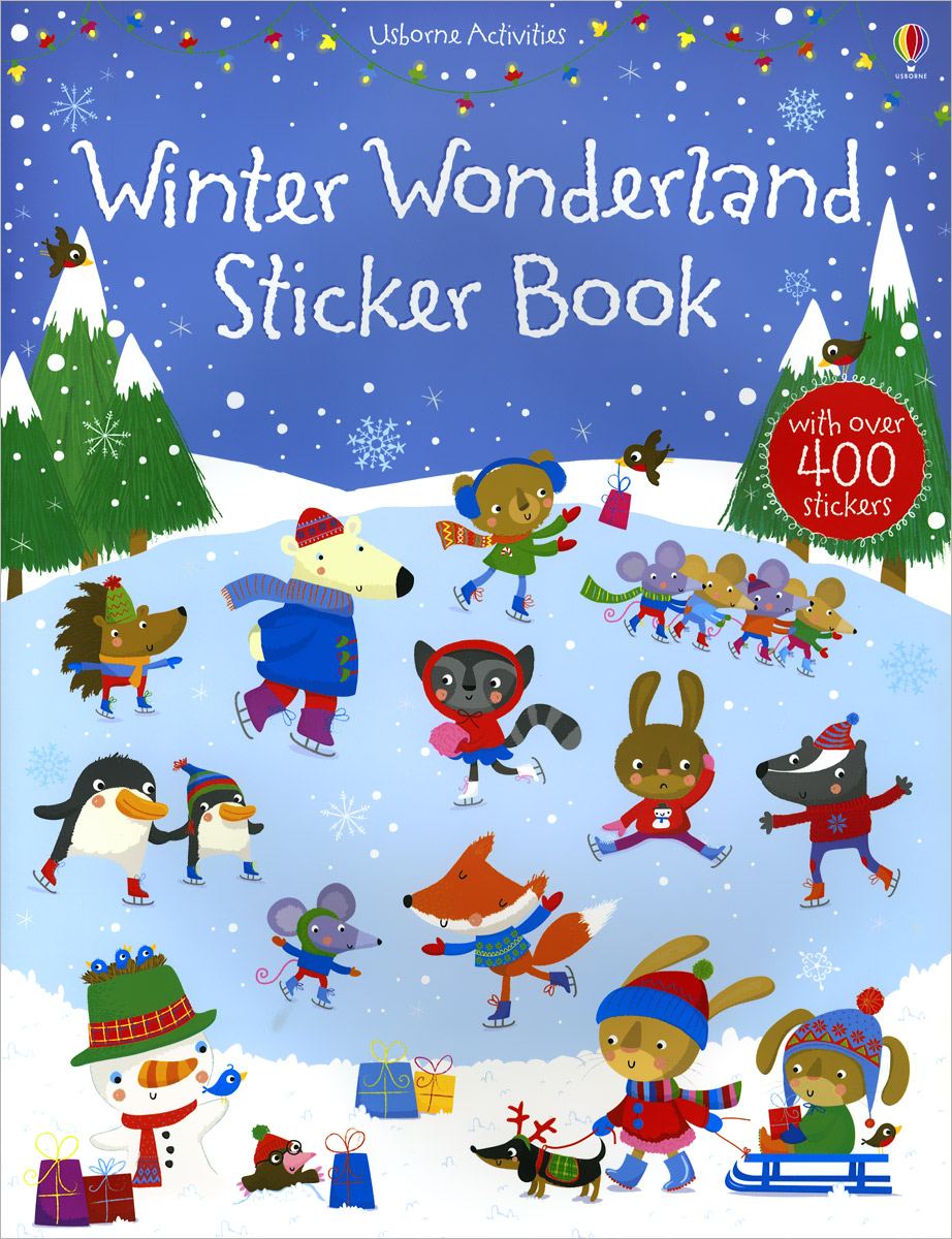 Winter Wonderland Sticker Book mcclellan george s stepping up to stepping out helping students prepare for life after college new directions for student services number 138