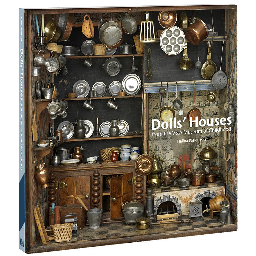 Dolls' Houses from the V&A Museum of Childhood 100 of the worlds best houses