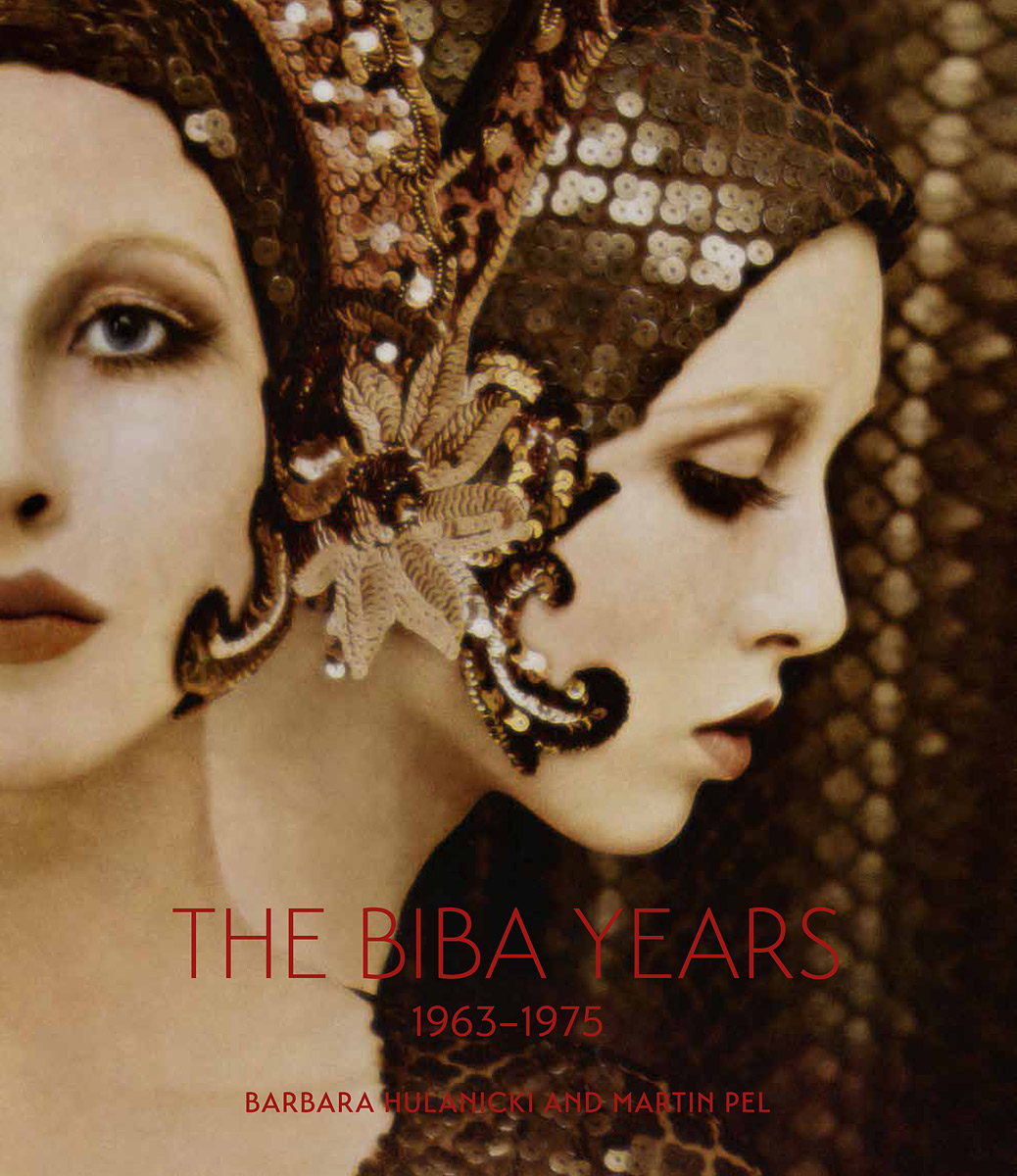 The Biba Years: 1963-1975 fashion a coloring book of designer looks and accessories