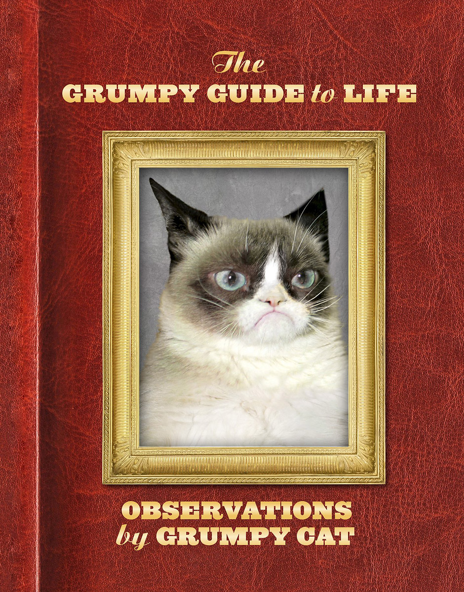 The Grumpy Guide to Life: Observations from Grumpy Cat aunty acid s guide to love