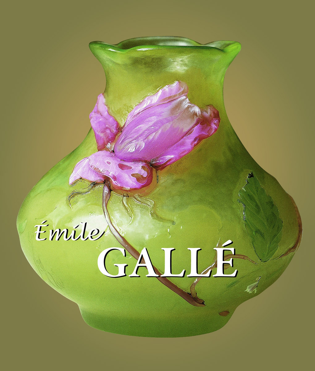 Emile Galle found in brooklyn