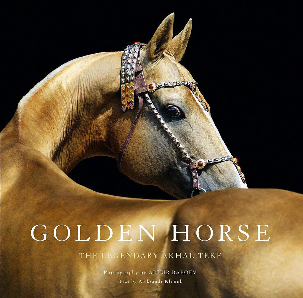 Golden Horse the dark horse book of monsters