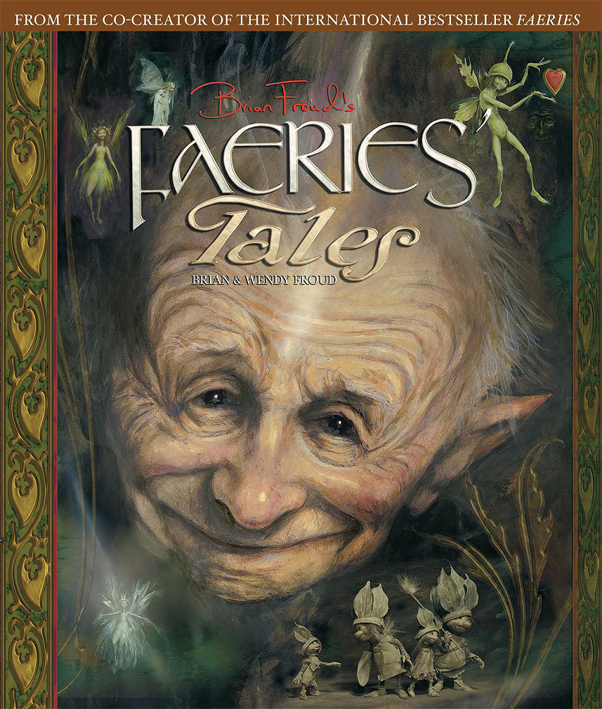 Brian Froud's Faeries' Tales folk of the world paraguay