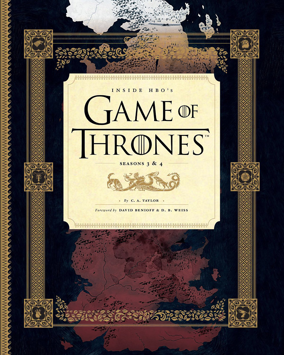 Inside HBO's Game of Thrones: Season 3 & 4 hdd western digital wd10ezex