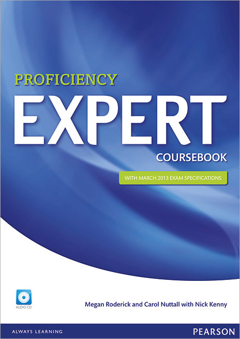 Expert Proficiency Coursebook (+ 2 CD) judith wilson jacky newbrook new proficiency gold coursebook аудиокурс на 2 cd