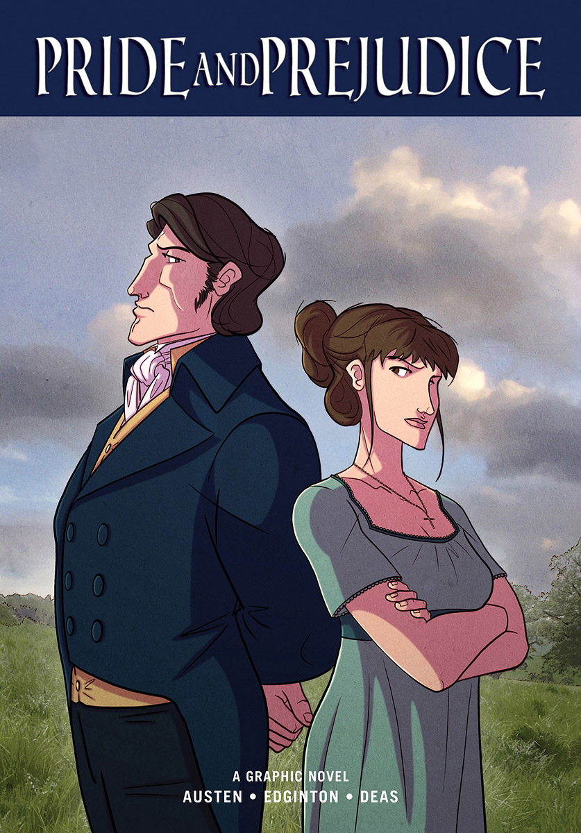 Pride and Prejudice: A Graphic Novel the lonely polygamist – a novel