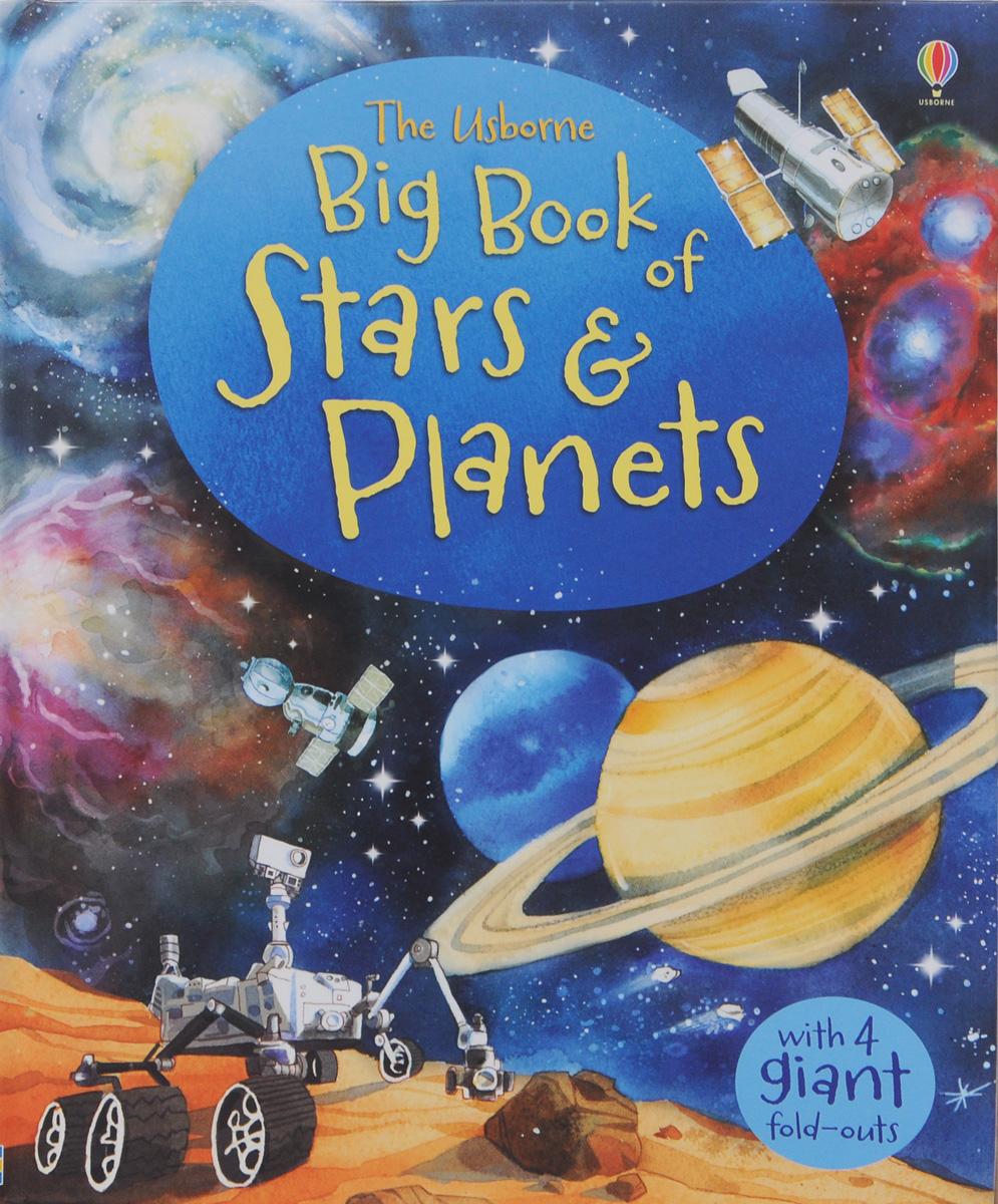 The Usborne Big Book of Stars & Planets the usborne big book of big monsters