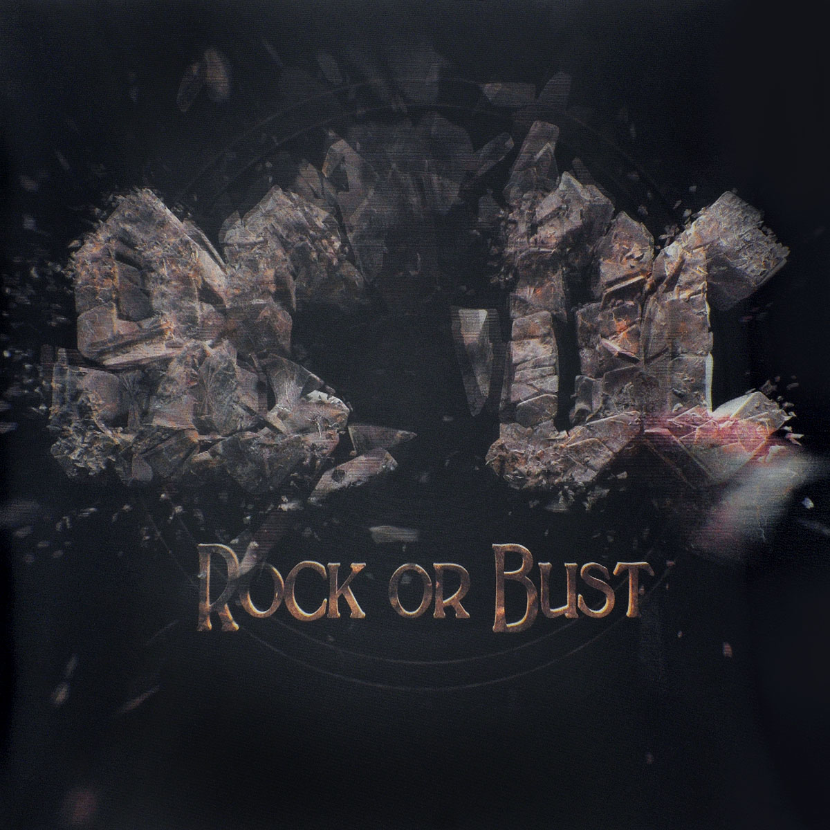 AC/DC AC/DC. Rock Or Bust (LP) ac dc ac dc for those about to rock we salute you lp