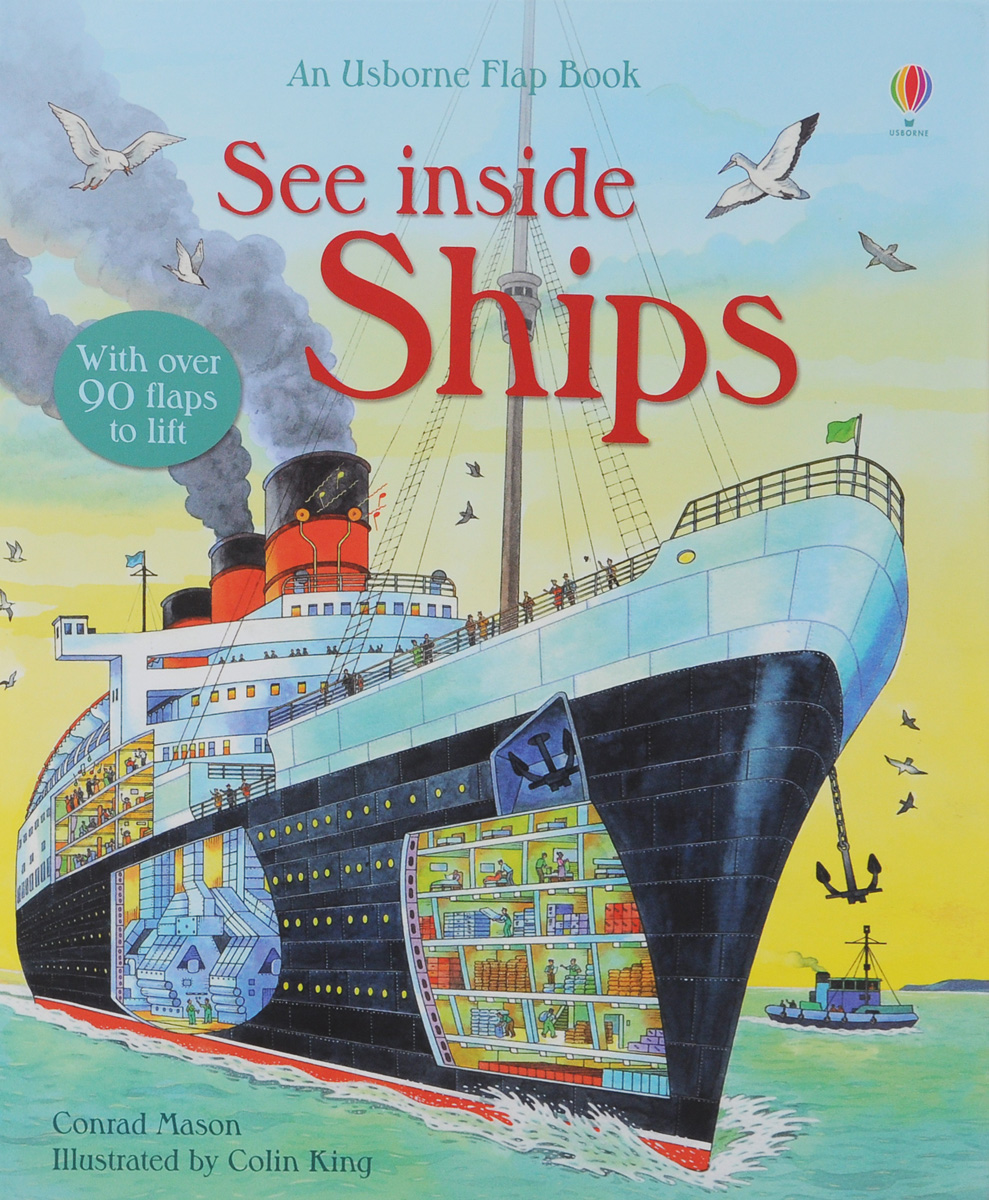 See Inside Ships see inside pirate ships