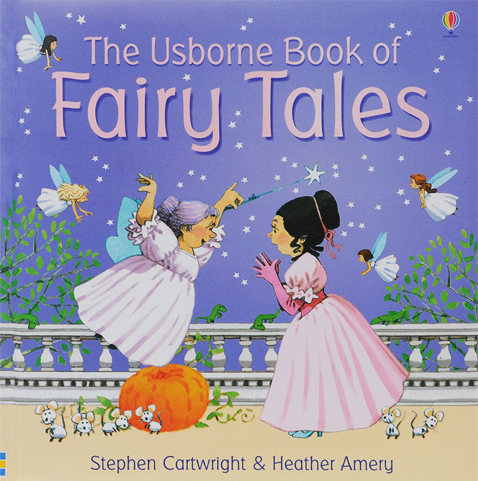 The Usborne Book of Fairy Tales forward altair city girl 14 2014