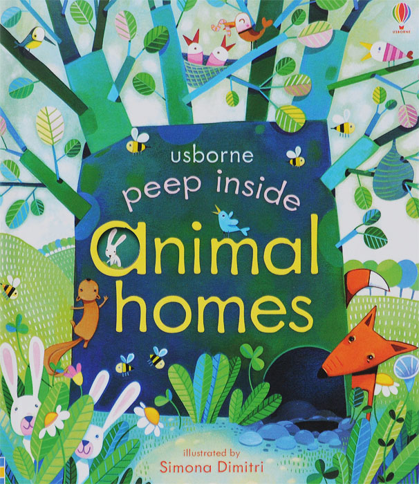 Peep Inside Animal Homes printio чехол для iphone 6 plus глянцевый