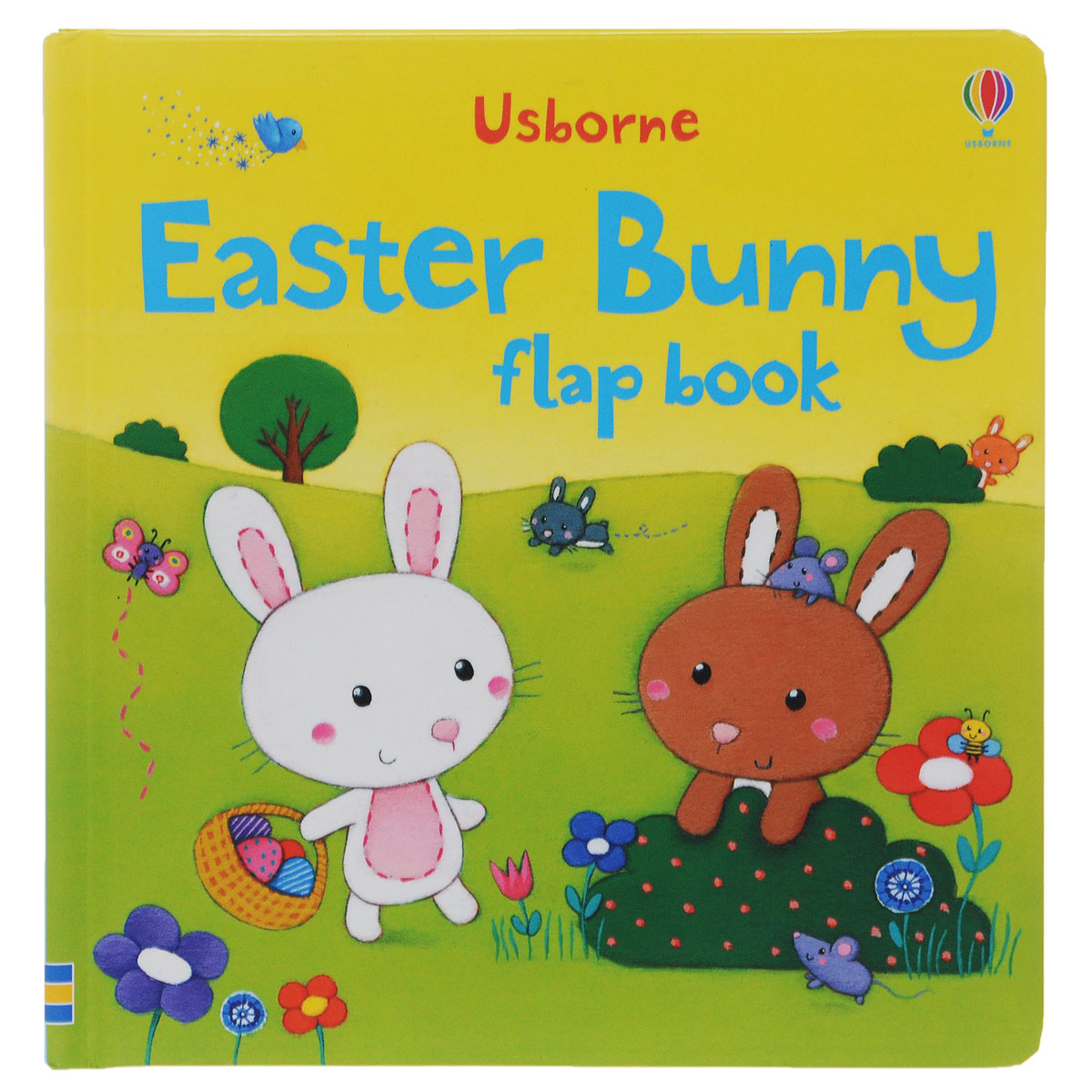 Easter Bunny Flap Book supermarket gremlins lift the flaps book