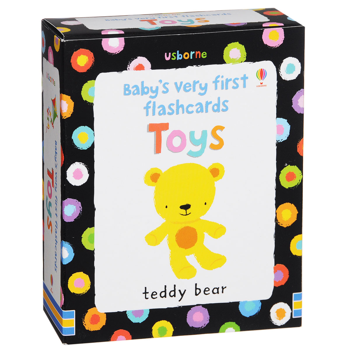 Toys: Baby's Very First Flashcards (набор из 10 карточек) 123 flashcards