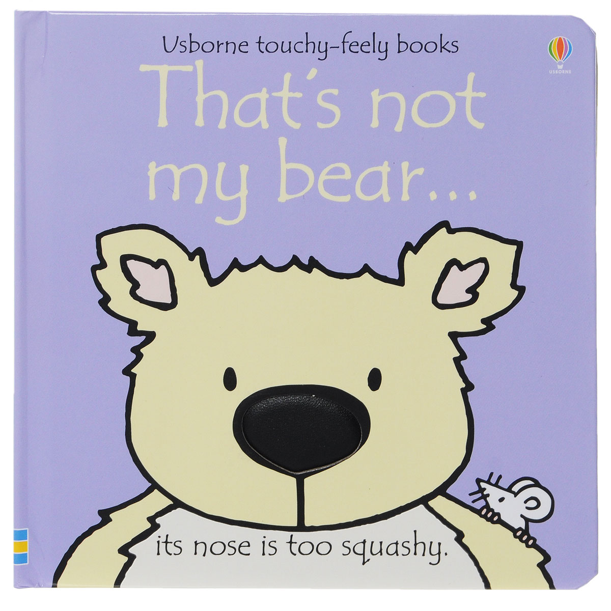 That's Not My Bear... children play house toy