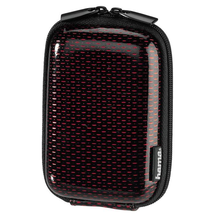 Hama Hardcase Glossy 40G, Black чехол для фотокамеры
