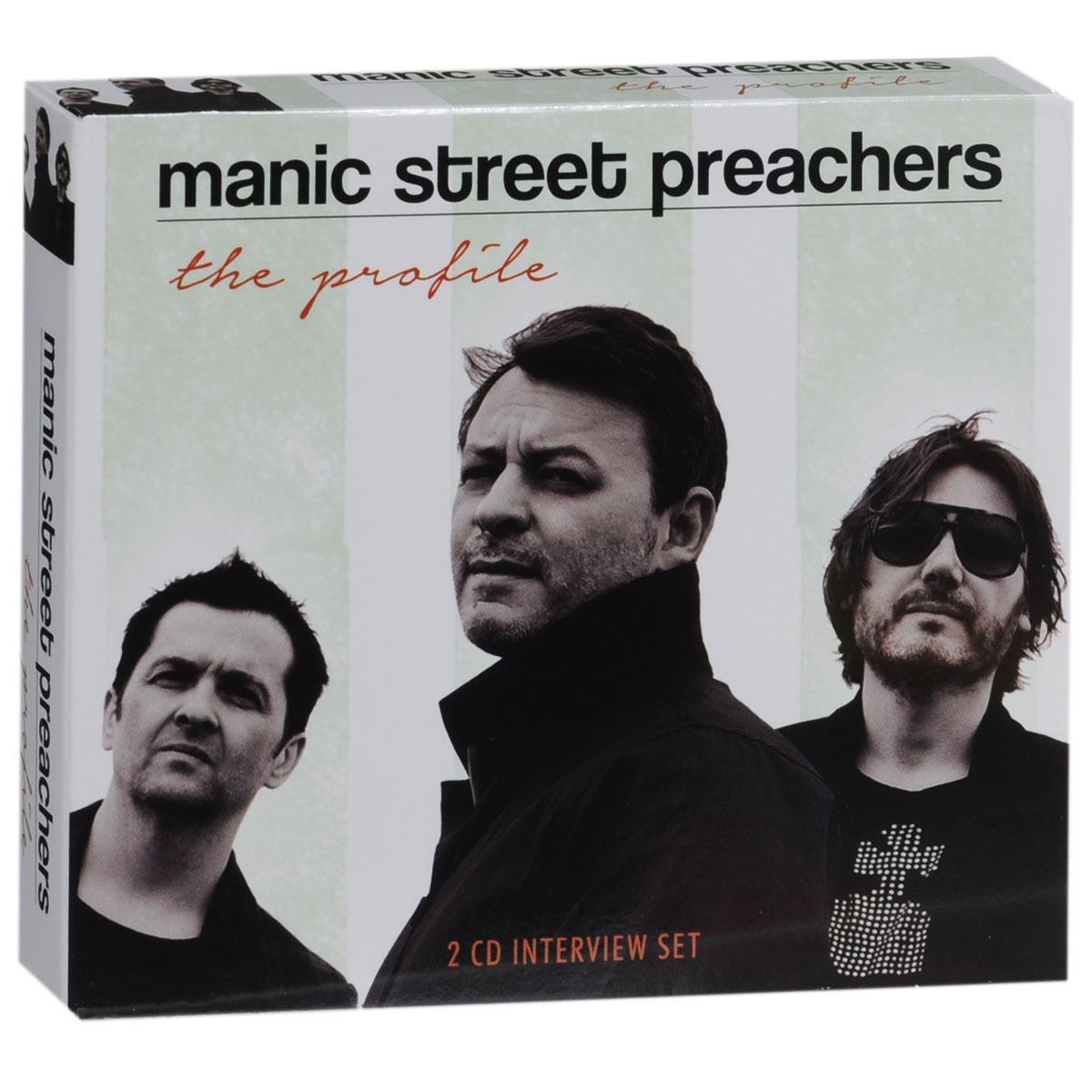 Manic Street Preachers Manic Street Preachers. The Profile (2 CD) manic street preachers manic street preachers the profile 2 cd