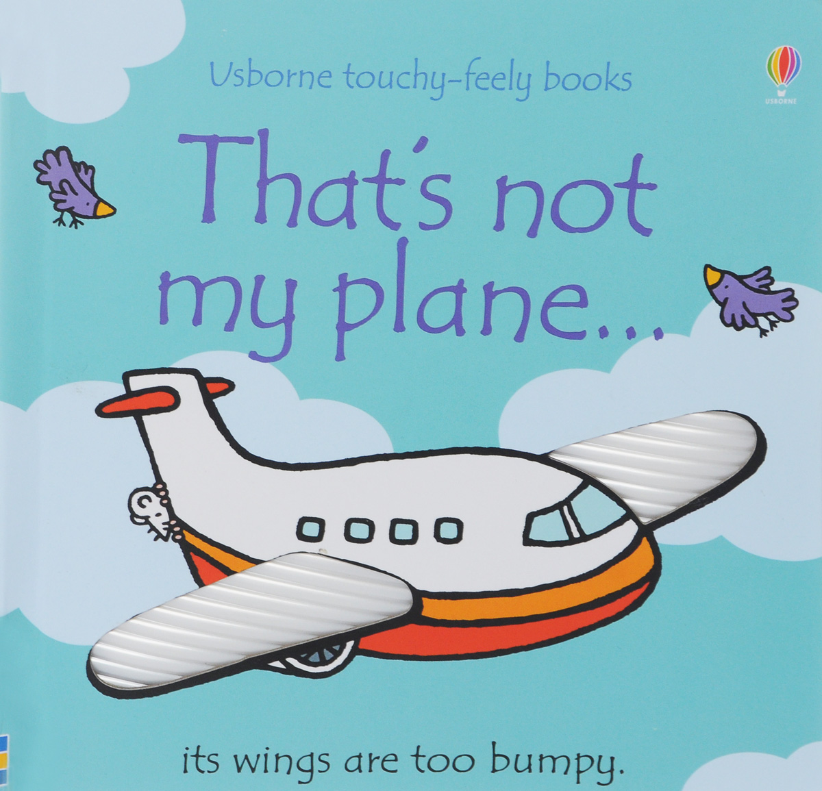 That's Not My Plane...