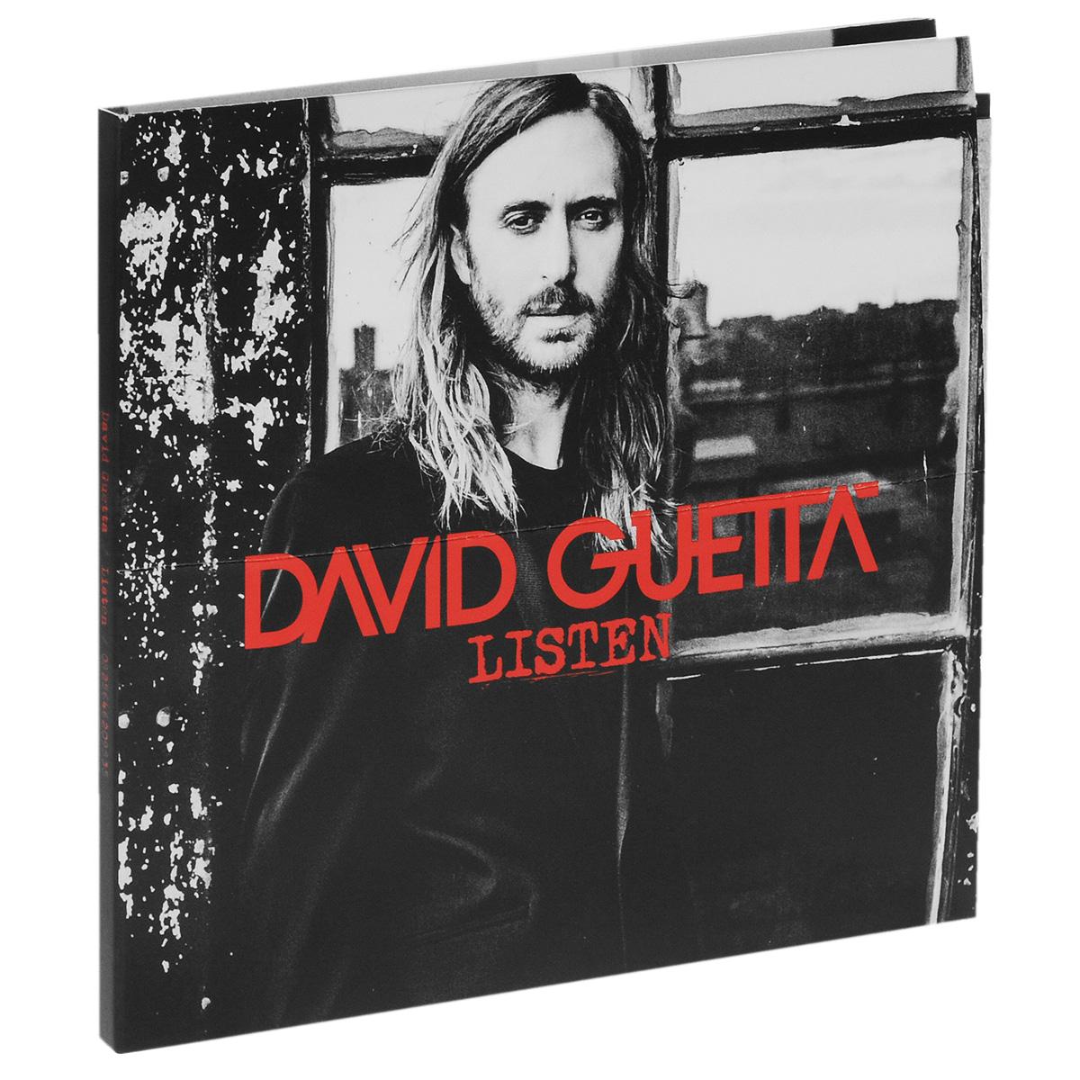Дэвид Гетта David Guetta. Listen. Limited Edition (2 CD) дэвид гилмор david gilmour live in gdansk 2 cd dvd