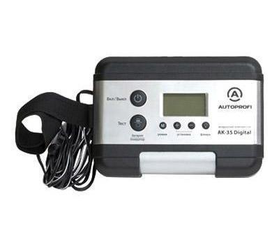 Цифровой компрессор Autoprofi, 140 Вт компрессор для шин качок k 90