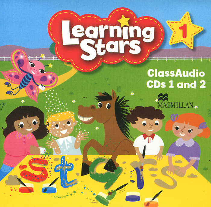 Learning Stars: Level 1: Class Audio CDs (аудиокурс на 2 CD) complete first certificate class audio cd set аудиокурс на cd