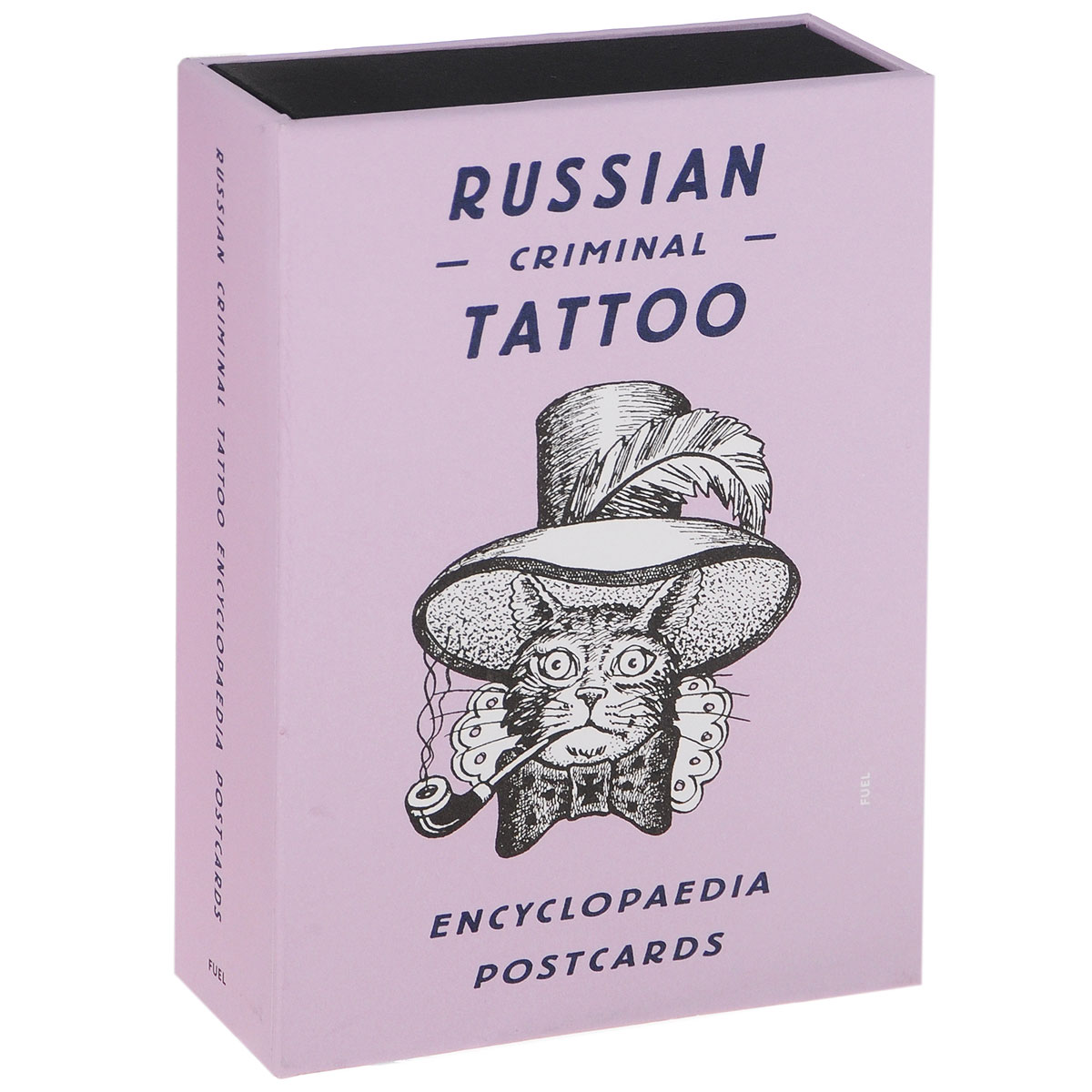 Russian Criminal Tattoo: Encyclopaedia Postcards (набор из 53 карточек)