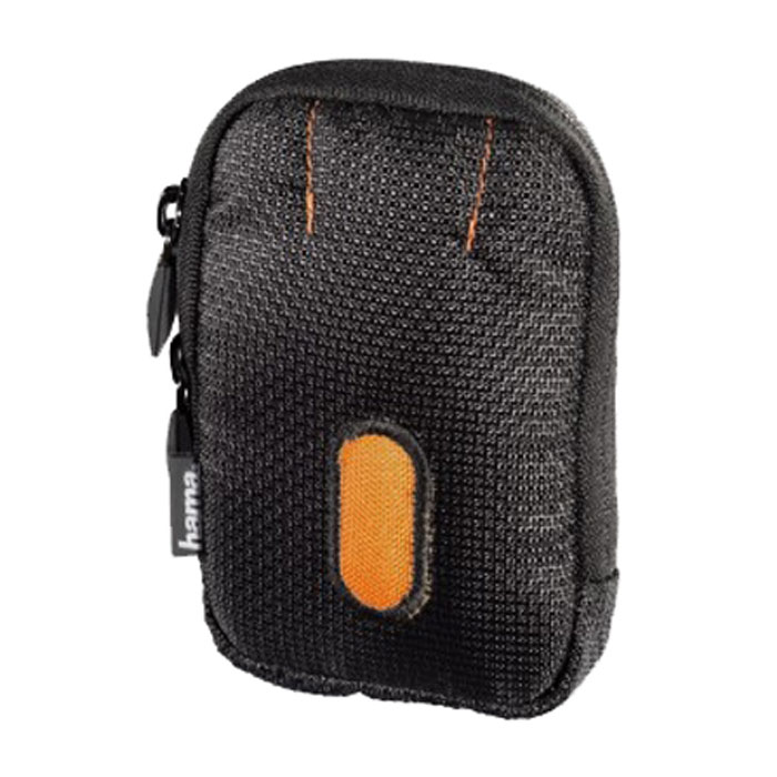 Hama Sorento 60C, Black Orange чехол для фотокамеры hama hardcase thumb 40g red чехол для фотокамеры