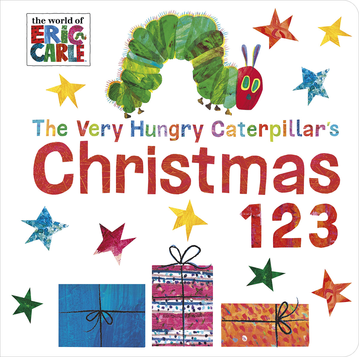 The Very Hungry Caterpillar's Christmas 123 велосипед haro flightline one 2015