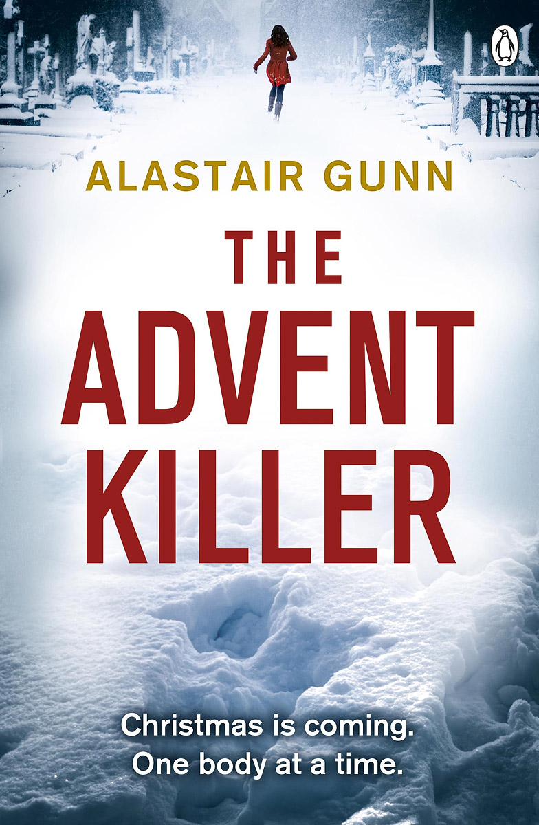 The Advent Killer: Crime Thriller one breath at a time