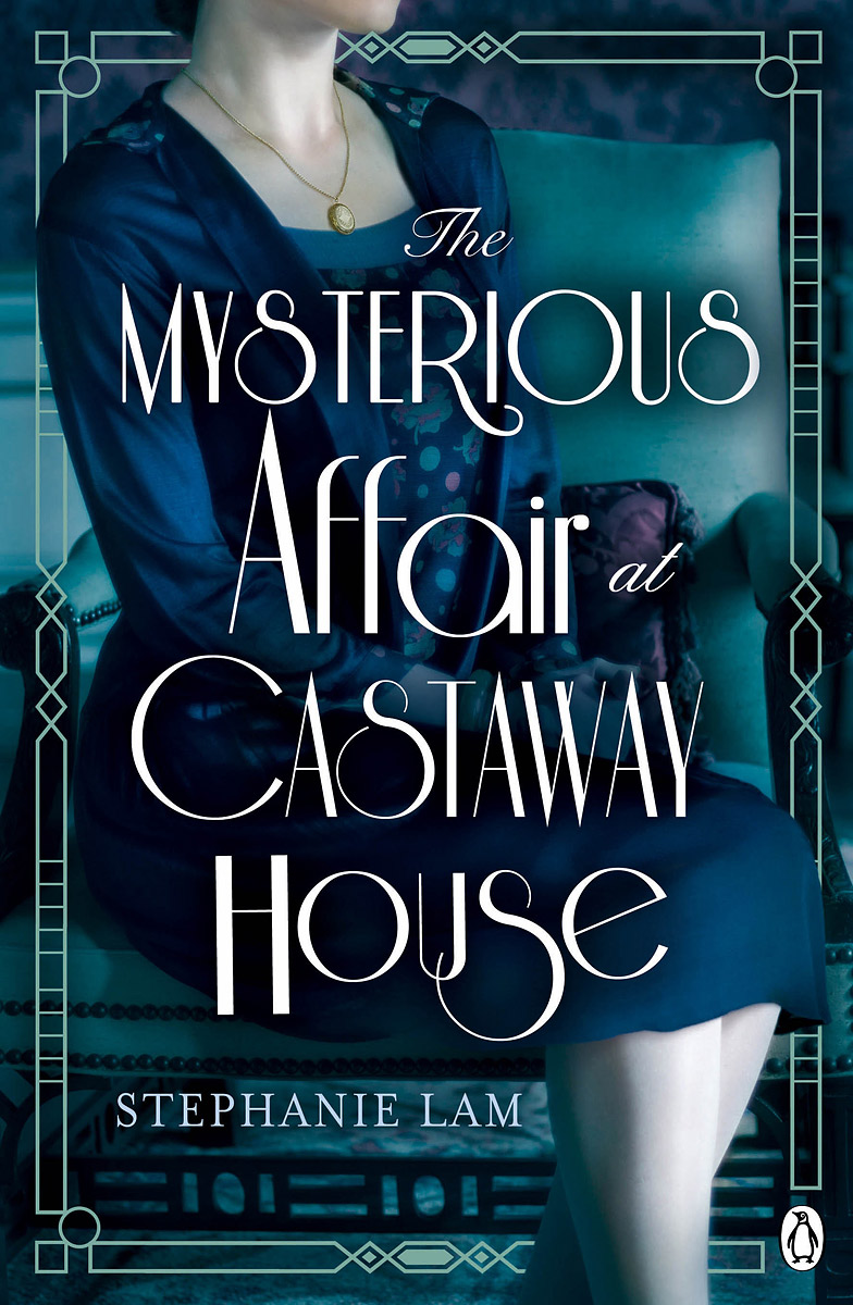 The Mysterious Affair at Castaway House crafter castaway a n
