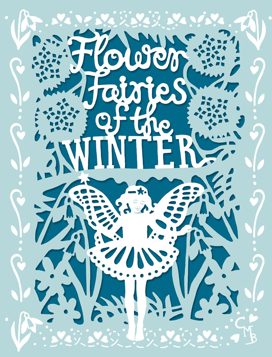 Flower Fairies of the Winter cicely mary barker flower fairies of the winter