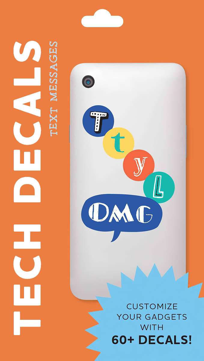 Text Messages: Tech Decals messages 4 student s book