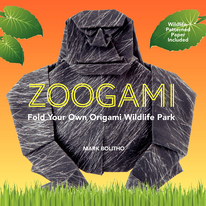 Zoogami: Fold Your Own Origami Wildlife Park cannibals all or slaves without masters paper