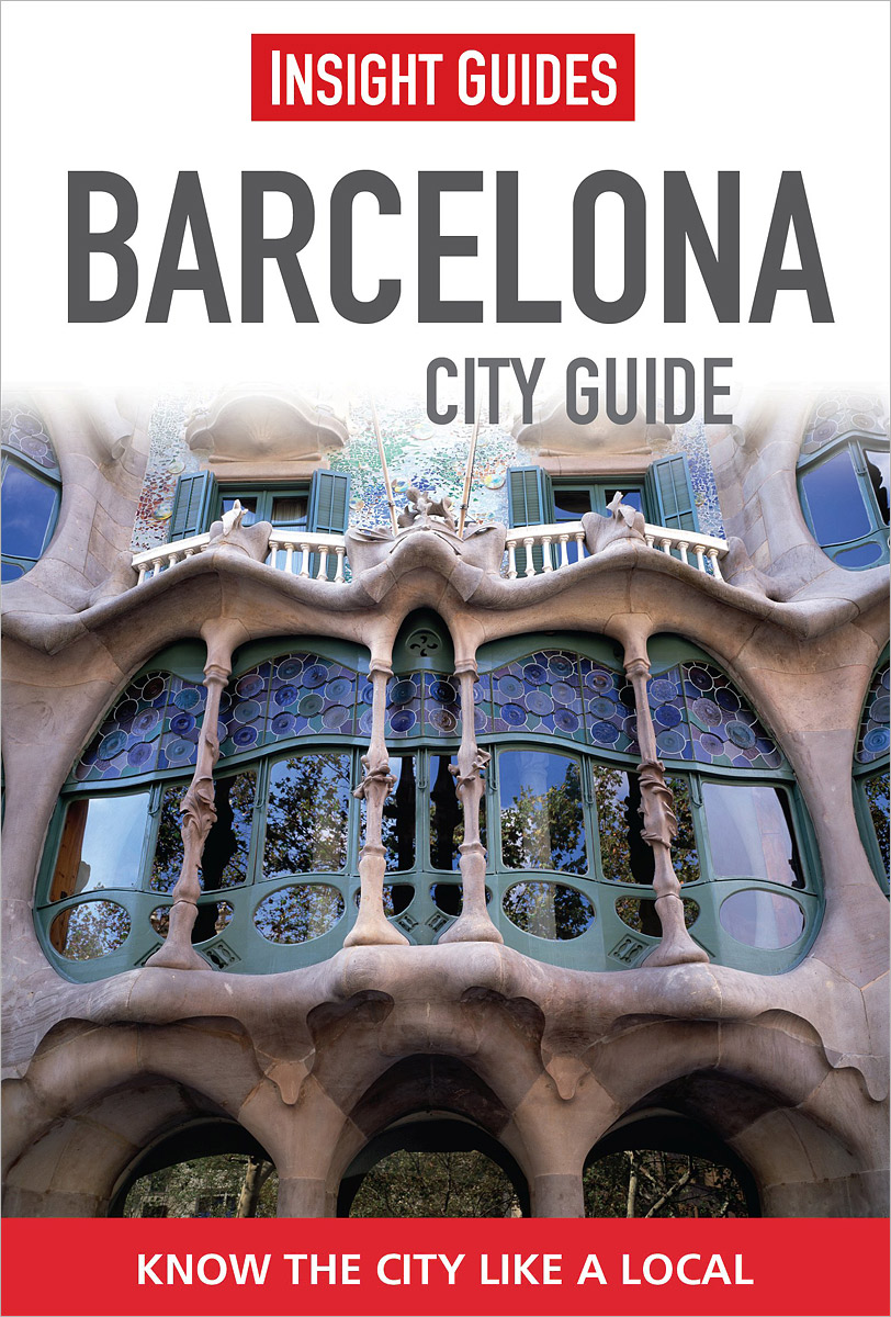 Insight Guides: Barcelona City Guid insight guides barcelona city guide