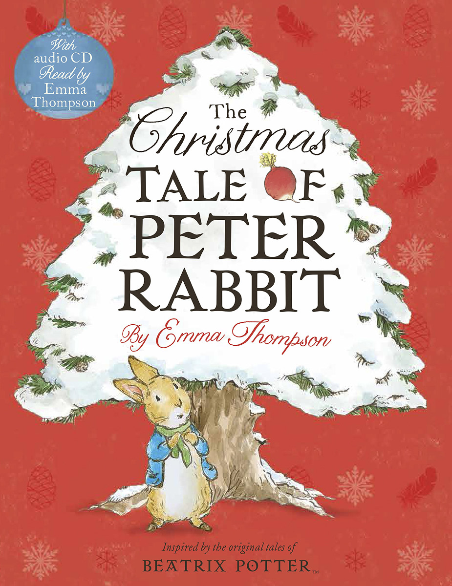 The Christmas Tale of Peter Rabbit (+ CD) кроссовер beyma f300
