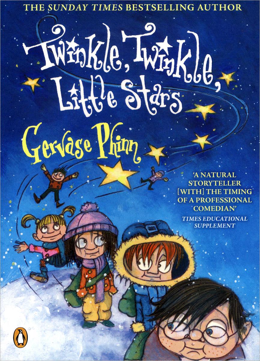 Twinkle, Twinkle, Little Stars рюкзаки tiger family рюкзак champ twinkle stars