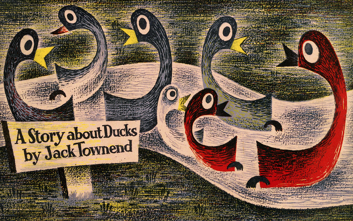 A Story About Ducks