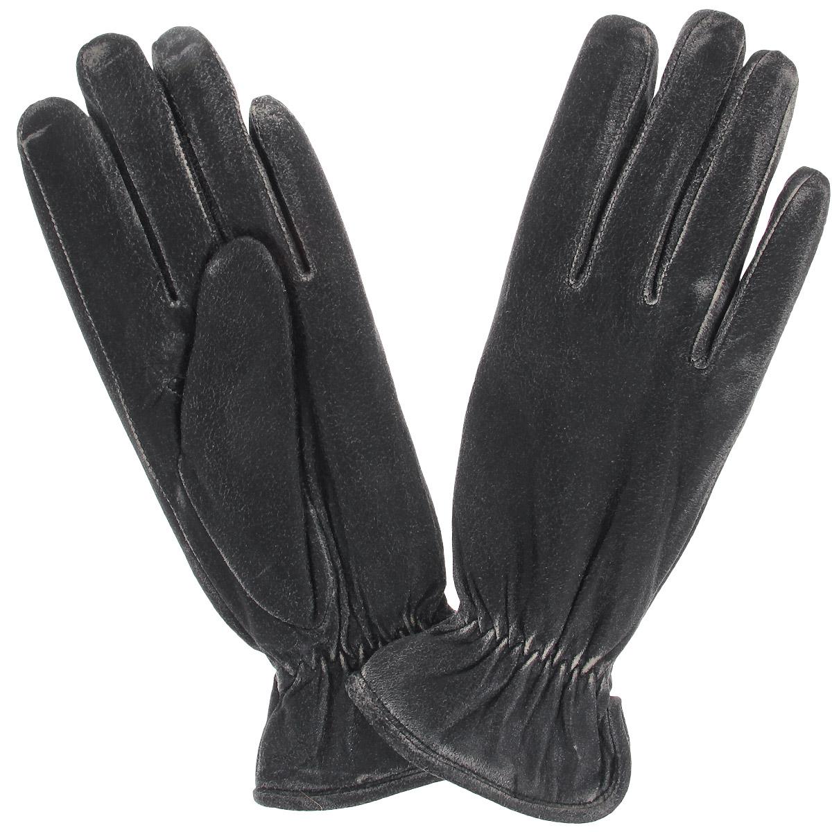 Перчатки женские Dali Exclusive, цвет: серый. VIALE/MEL. Размер 6,5VIALE/MELСтильные женские перчатки Dali Exclusive с подкладкой из флиса выполнены из мягкой и приятной на ощупь натуральной кожи ягненка.Манжеты собраны на резинку для наилучшего прилегания к запястью. Такие перчатки подчеркнут ваш стиль и неповторимость и придадут всему образу нотки женственности и элегантности.