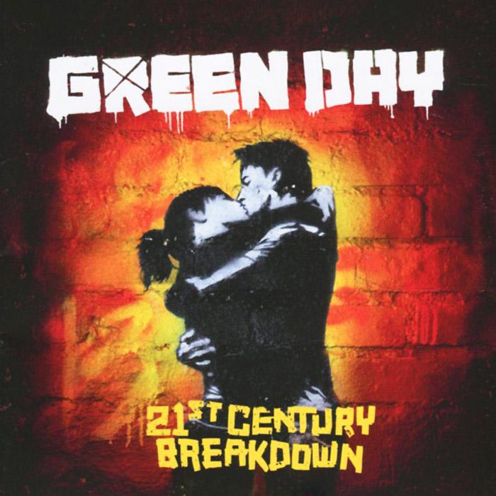Green Day Green Day. 21st Century Breakdown 21st century breakdown cd