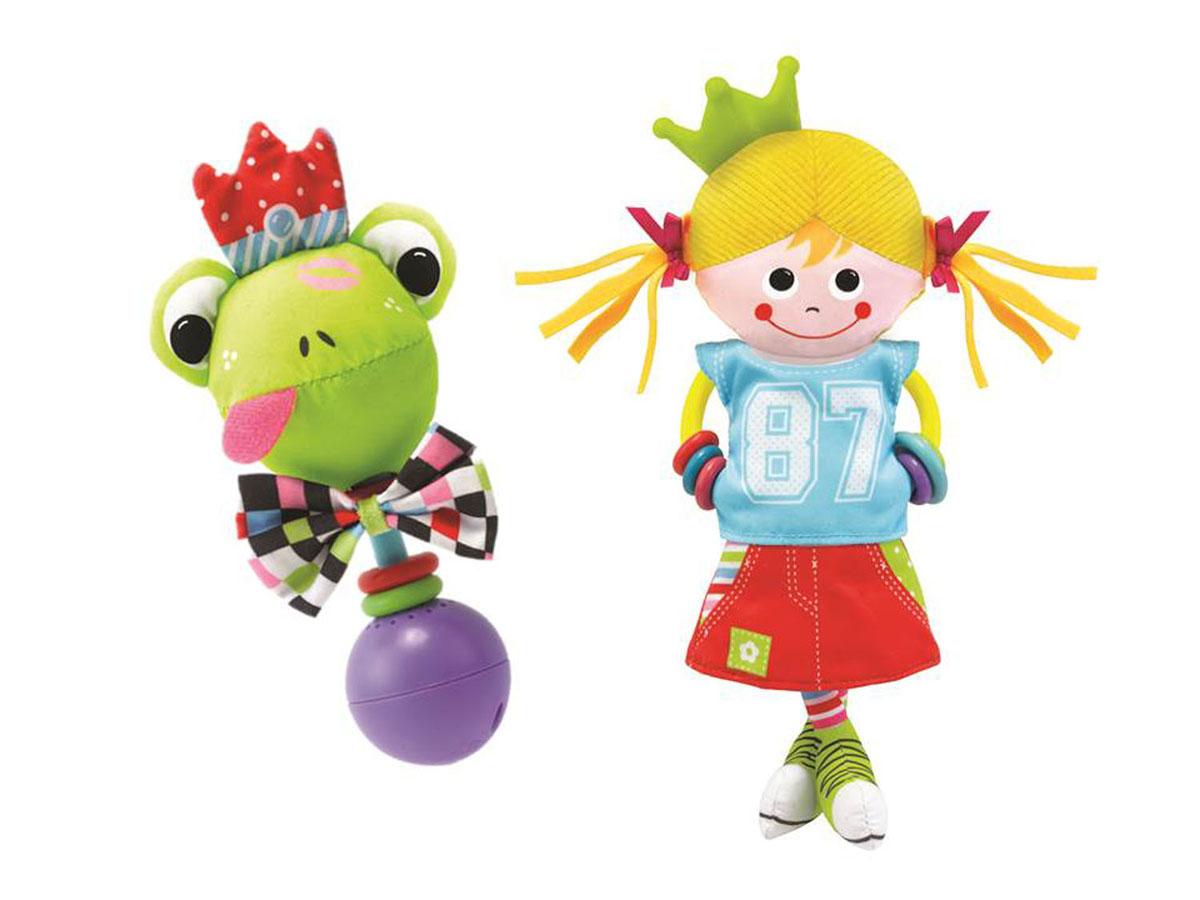 Yookidoo Игровой набор Принцесса и лягушка игровой набор yookidoo пират и его попугай