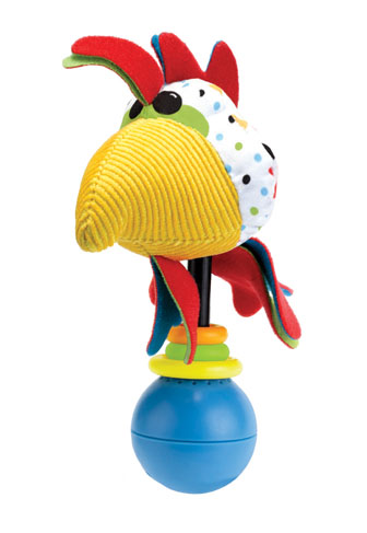 Yookidoo Погремушка музыкальная Петушок