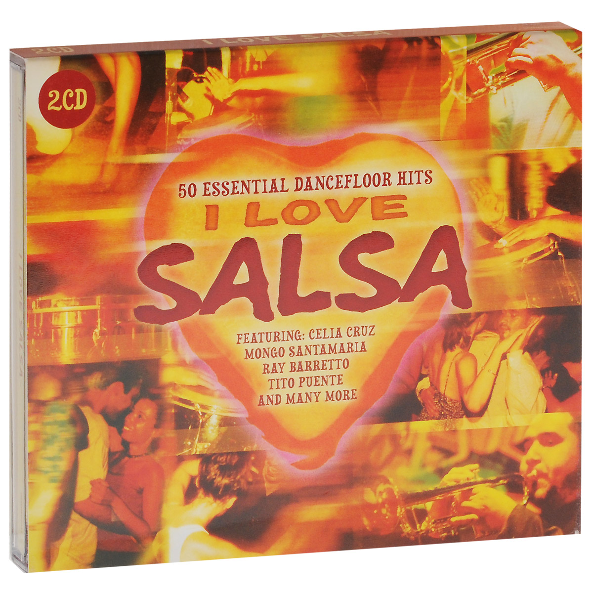 Zakazat.ru I Love Salsa (2 CD)