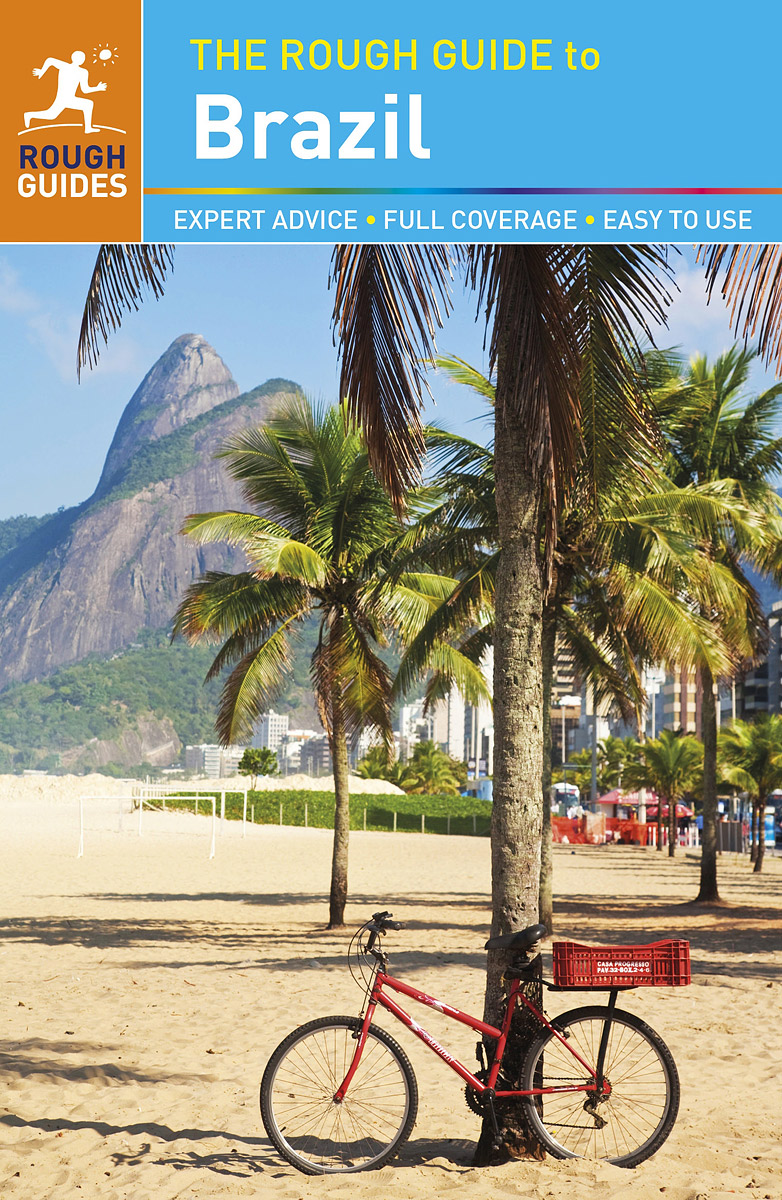 The Rough Guide to Brazil the rough guide to miami and south florida